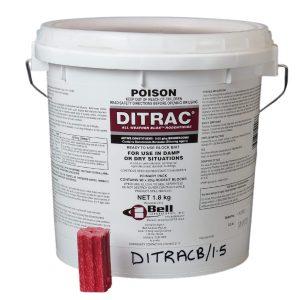 Ditrac Rodent Blocks - PestX